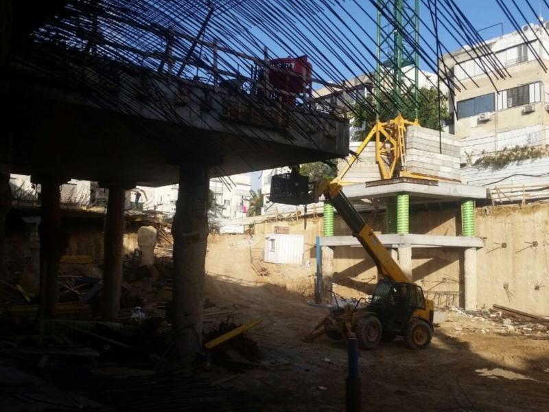 Hospital Assuta Tel-Aviv - chemical anchor AC100Pro