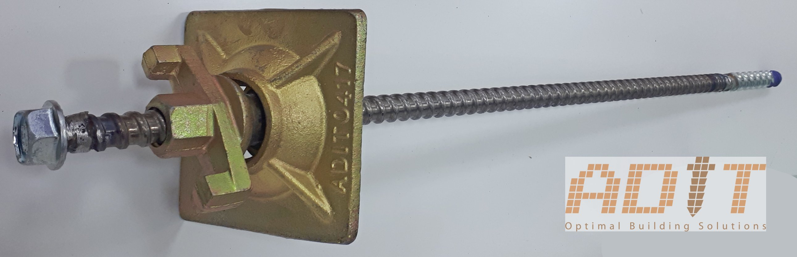 BTDAG Tie Rod Diwydag Screw Anchor