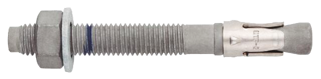 MTP-G wedge anchor hot-dipped galvanized