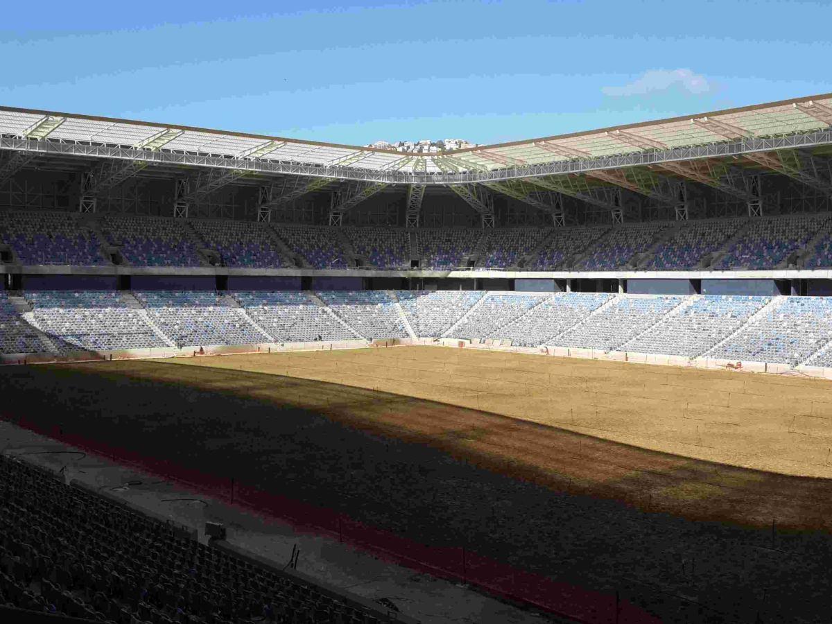 Stadium-Haifa
